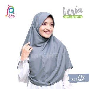 Jilbab Afra JAFR - Beria 04 Abu Sedang