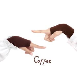 Jilbab Afra Handsock JAFR - Hasna Coffee