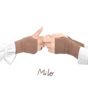 Jilbab Afra Handsock JAFR - Hasna Milo