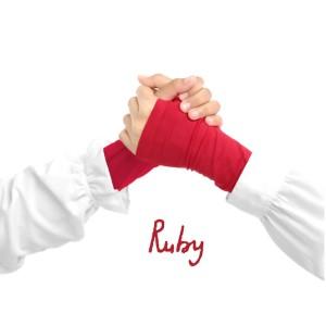 Jilbab Afra Handsock JAFR - Hasna Ruby