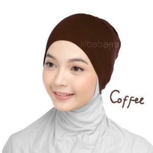 Jilbab Afra Ciput Inner JAFR - Inara Coffee