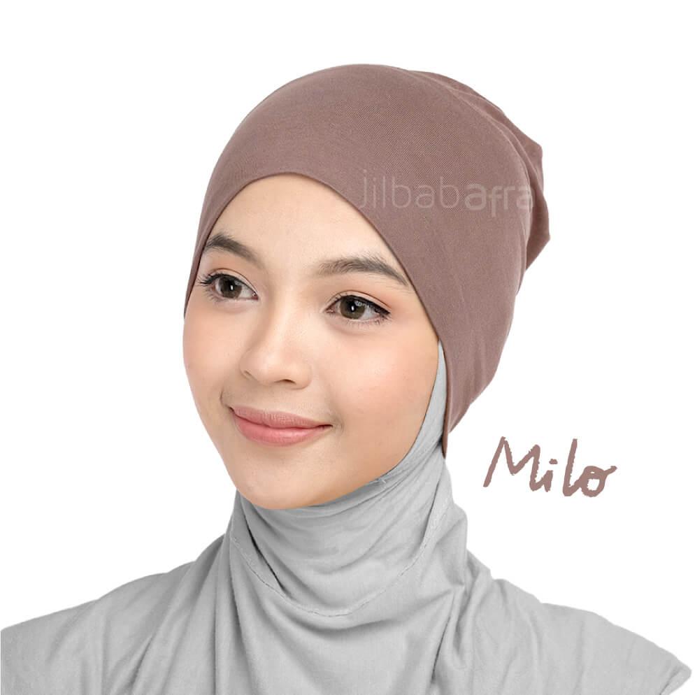 Jilbab Afra Ciput Inner JAFR - Inara Milo