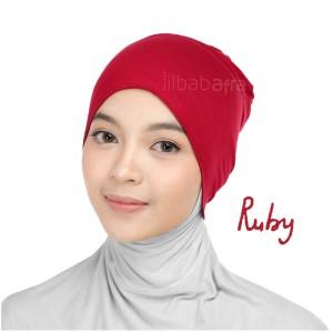 Jilbab Afra Ciput Inner JAFR - Inara Ruby