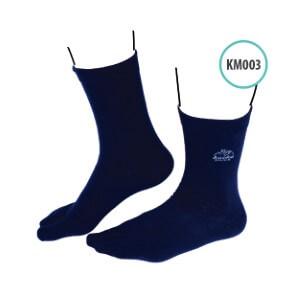 Kaos Kaki Kaoka Modest KAOK - KM003 Indigo Blue