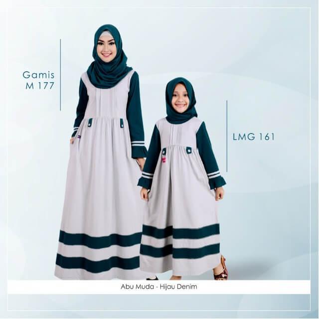 Baju Muslim Mutif Couple Series 16