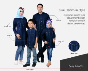 Baju Muslim Mutif Family Series 19