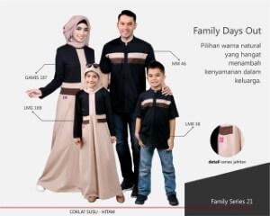 Baju Muslim Mutif Family Series 21