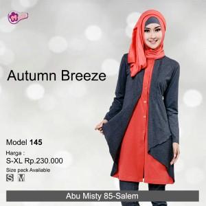 Tunik Mutif MTIF - 145A Abu Misty 85 - Salem