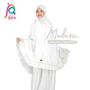 Jilbab Afra Mukena JAFR - Mahira 01 Porcelain