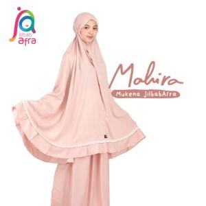 Jilbab Afra Mukena JAFR - Mahira 04 Creamy Peach