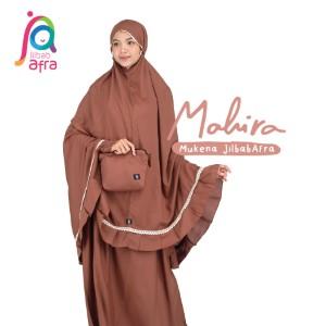 Jilbab Afra Mukena JAFR - Mahira 05 Milo