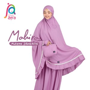 Jilbab Afra Mukena JAFR - Mahira 06 Lavender