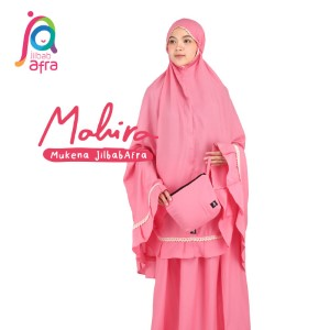 Jilbab Afra Mukena JAFR - Mahira 07 Candy Pink