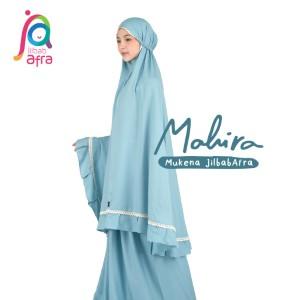 Jilbab Afra Mukena JAFR - Mahira 09 Aqua Teal