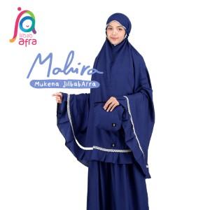 Jilbab Afra Mukena JAFR - Mahira 10 Royal Blue