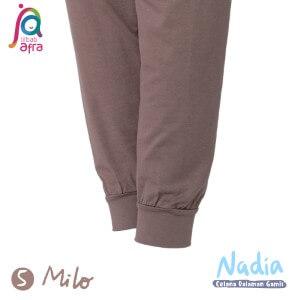 Jilbab Afra Celana Dalaman Gamis JAFR - Nadia 05 Milo