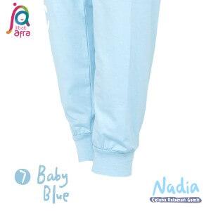 Jilbab Afra Celana Dalaman Gamis JAFR - Nadia 07 Baby Blue
