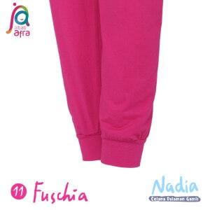 Jilbab Afra Celana Dalaman Gamis JAFR - Nadia 11 Fuschia