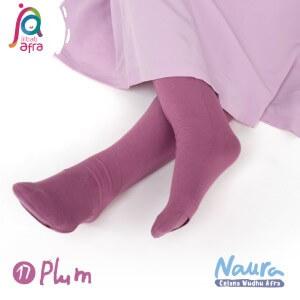 Jilbab Afra Celana Wudhu JAFR - Naura 17 Plum