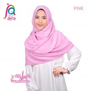Jilbab Afra Pashmina JAFR - Pasha 06 Baby Pink