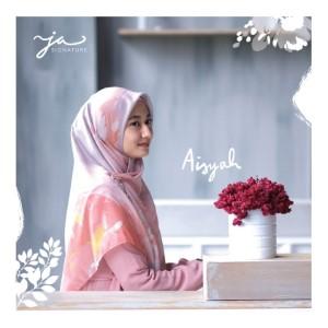 Jilbab Afra Premium Printed Voal Scarf Aisyah