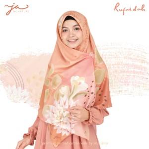 Jilbab Afra Premium Printed Voal Scarf Rufaidah